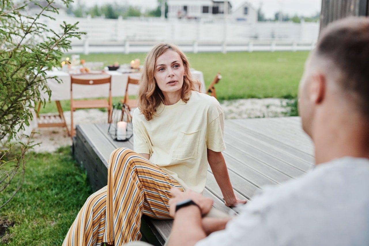 Как поговорить с мужчиной о проблемах в отношениях