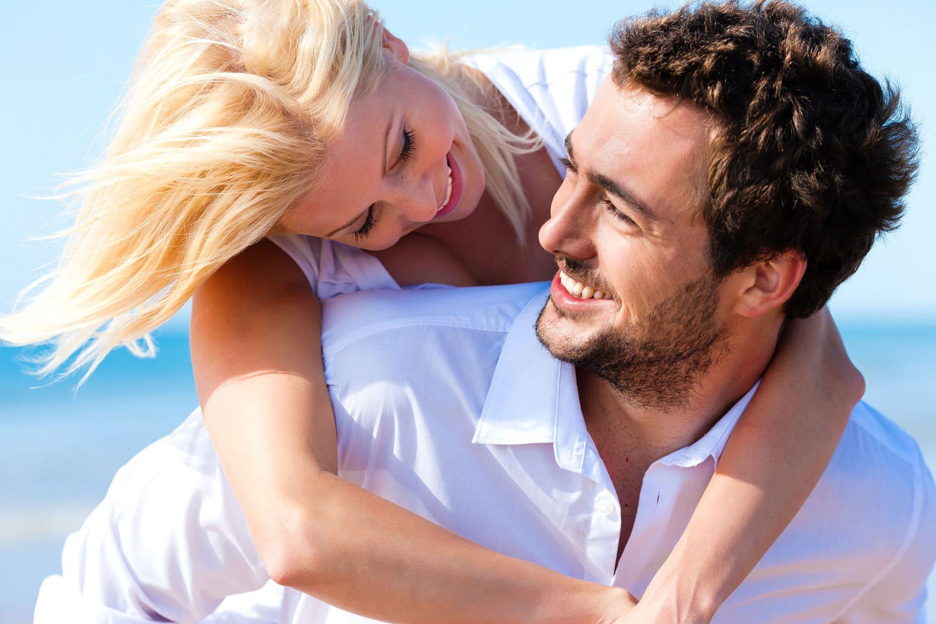 Мужчина и женщина любовь