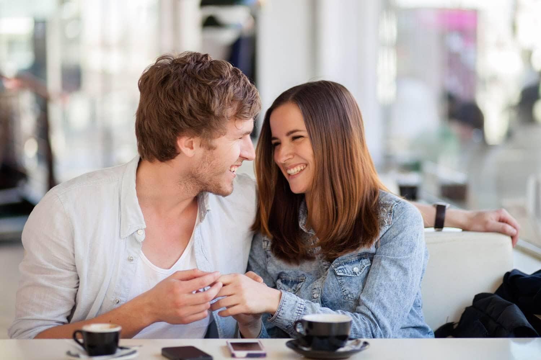 Общение влюбленных