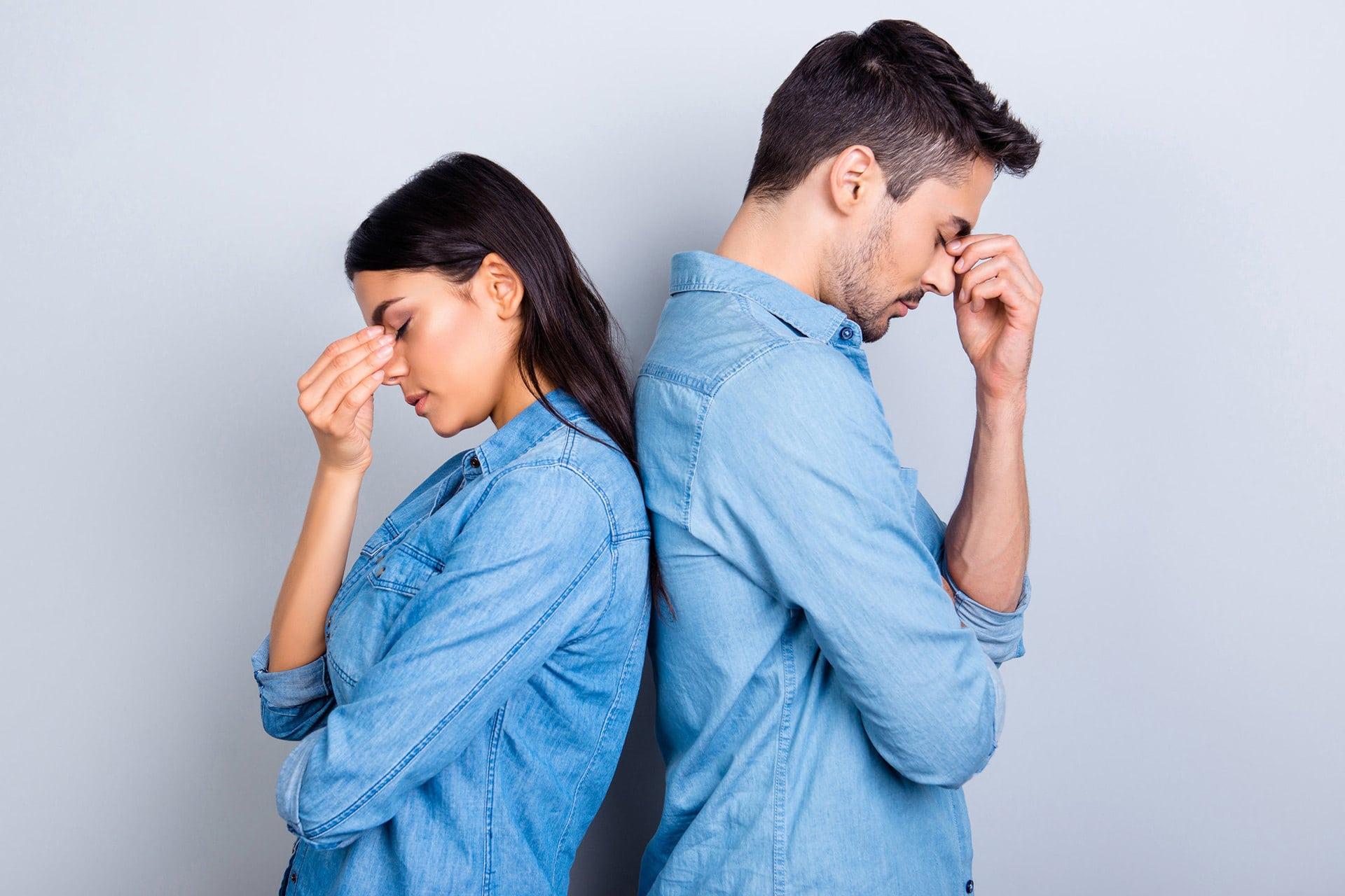 отношение между мужчиной и женщиной
