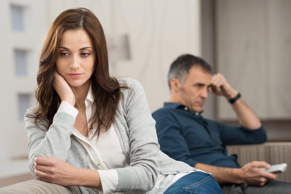 отношения с разведенной женщиной