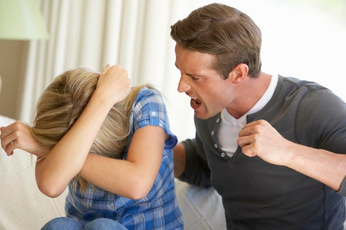 Рукоприкладство в семье