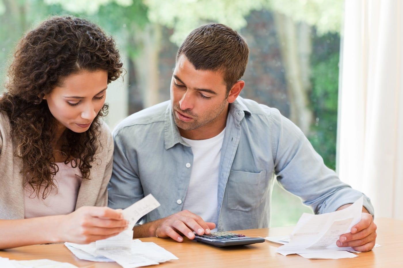 Супруги и финансы