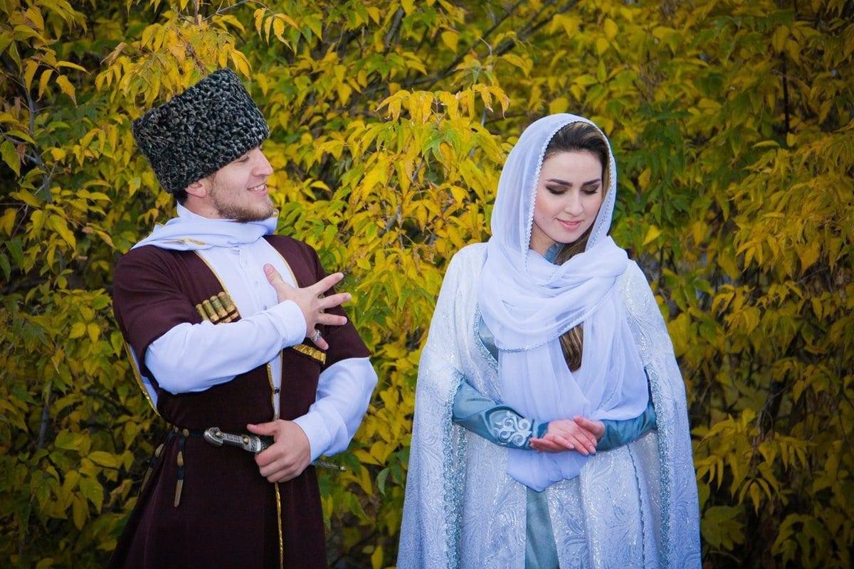 Уважение к женщине на Кавказе
