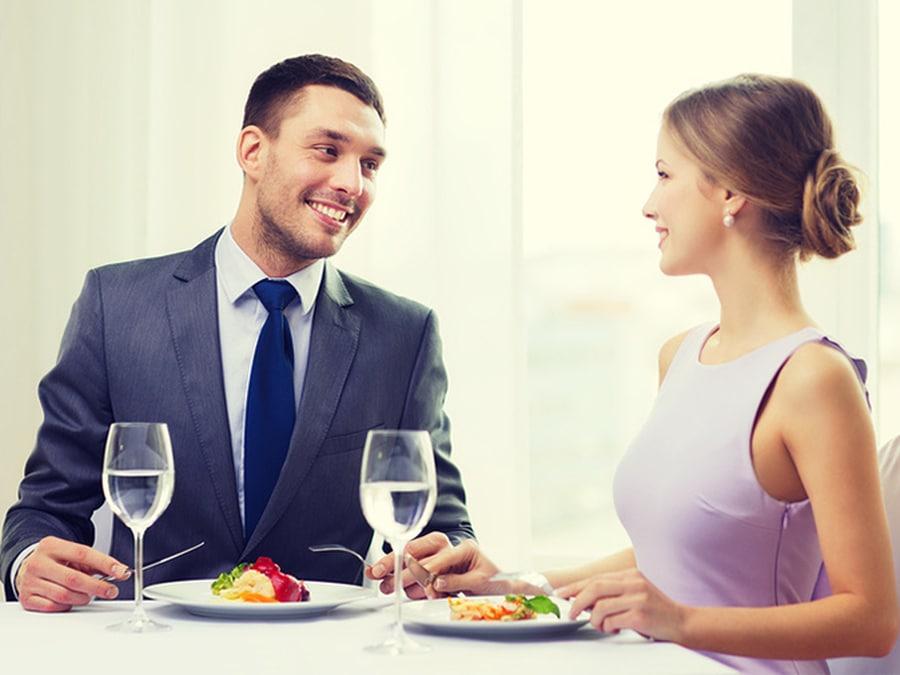 Вежливость в ресторане