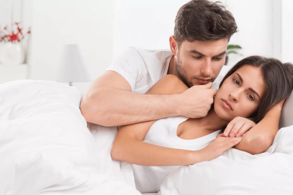Забота жены о муже
