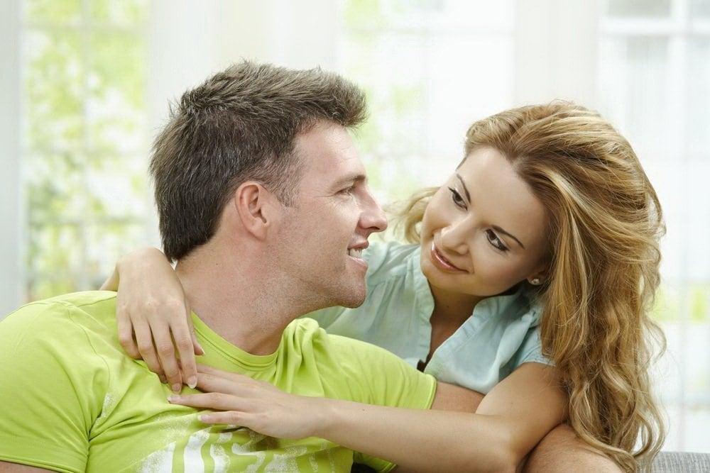 Любовь между супругами
