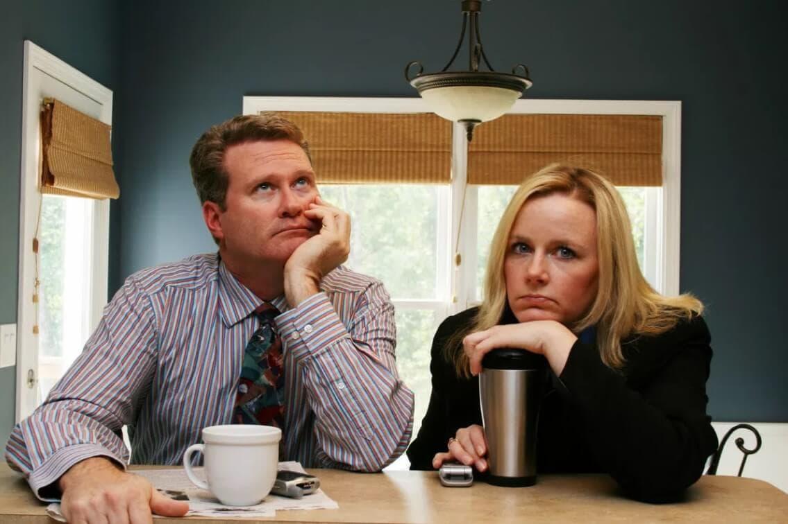Несчастливые супруги