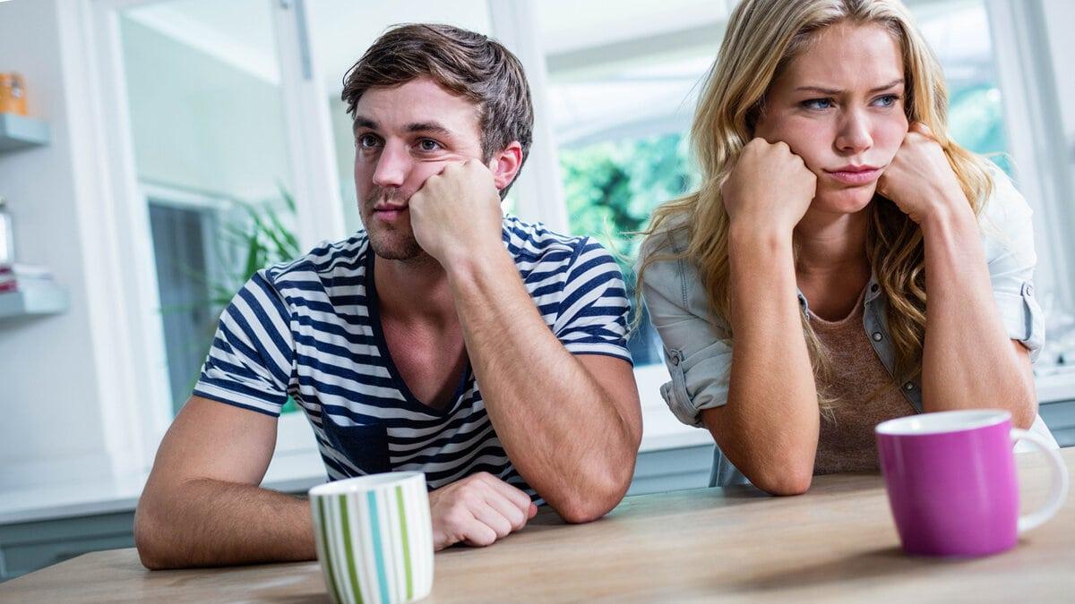 Женская истерика после разрыва